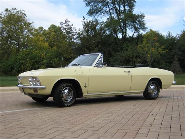 1965 Chevrolet Corvair | 728612