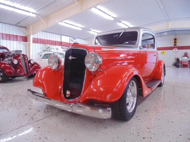 1935 Chevrolet 3-Window Coupe | 728614