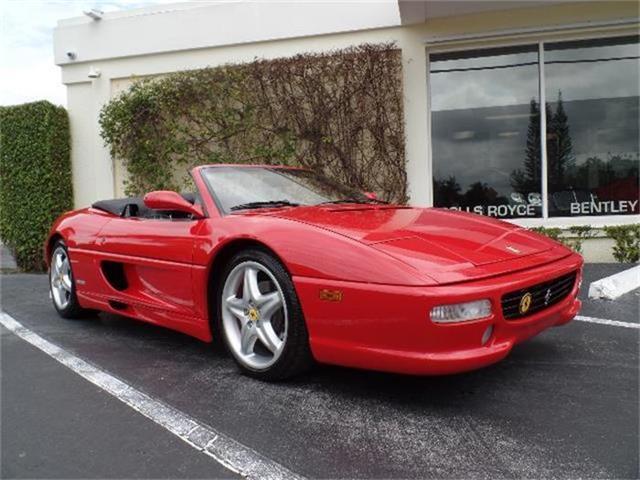 1999 Ferrari 355 | 728637