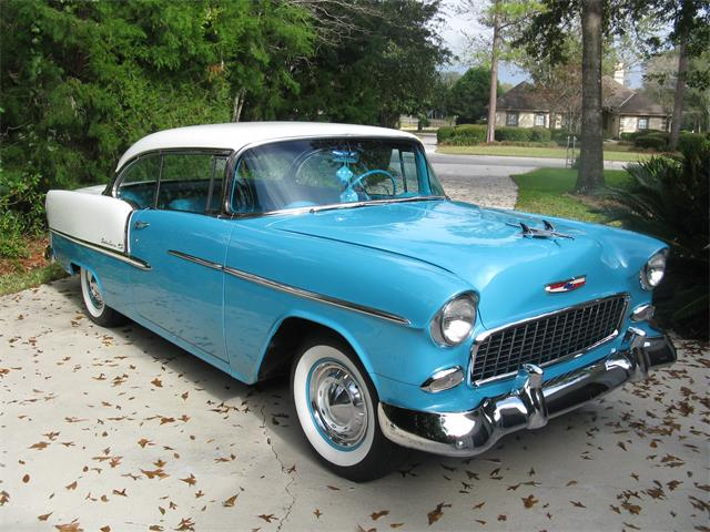 1955 Chevrolet Bel Air | 728645