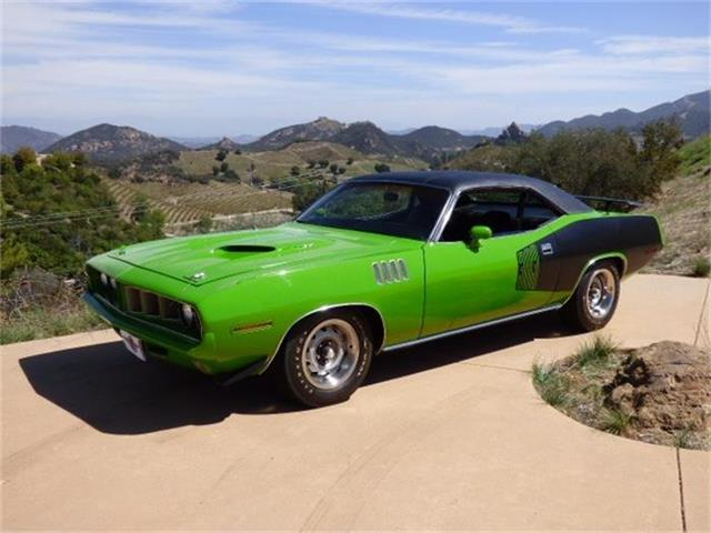 1971 Plymouth Barracuda | 728646