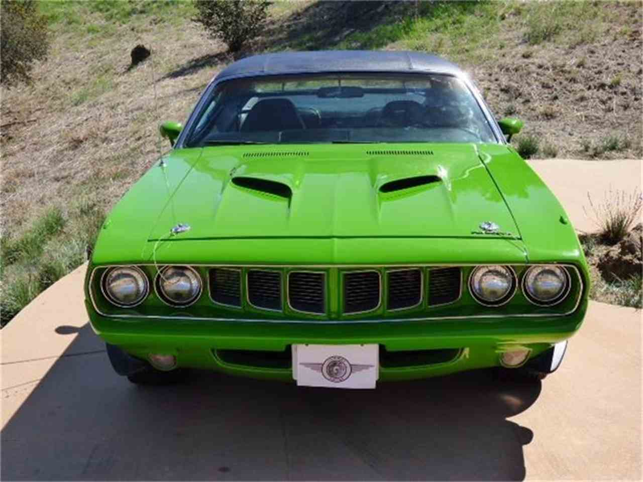 Large Picture of '71 Barracuda - FM86