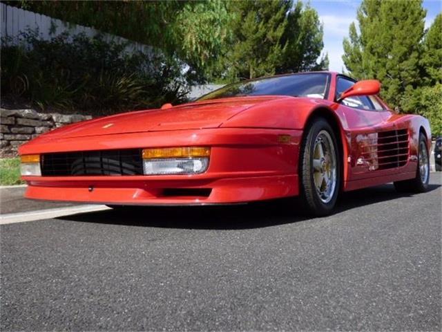 1990 Ferrari Testarossa | 728651