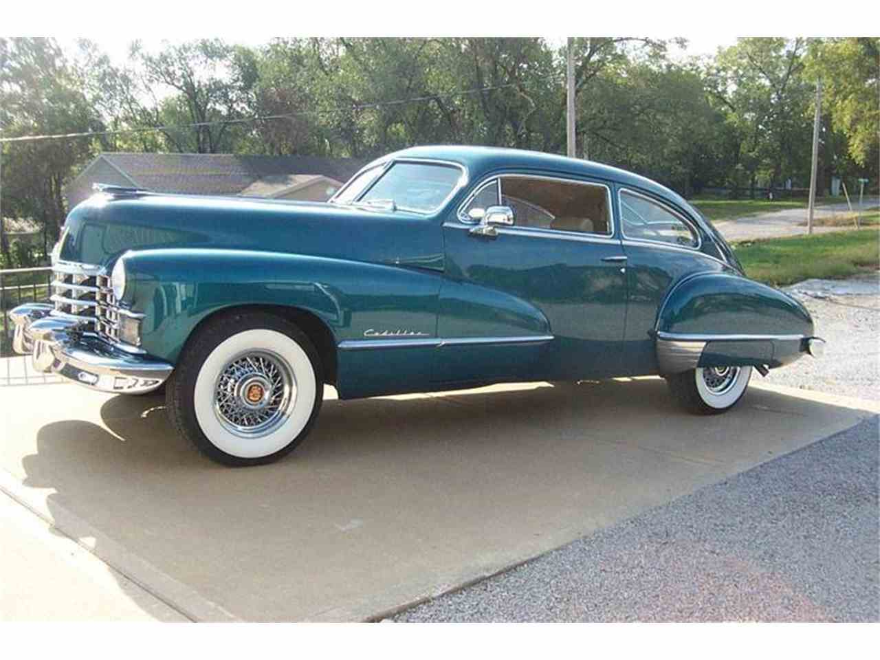 1947 Cadillac Series 62 For Sale Classiccars Com Cc 720866