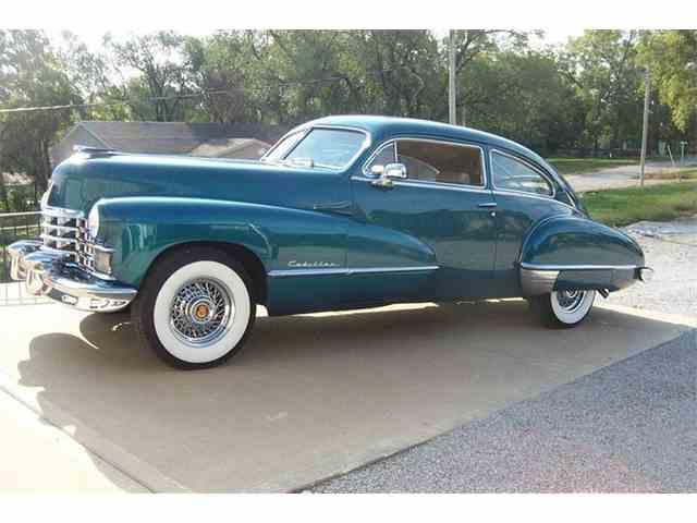 1947 Cadillac Series 62 | 720866
