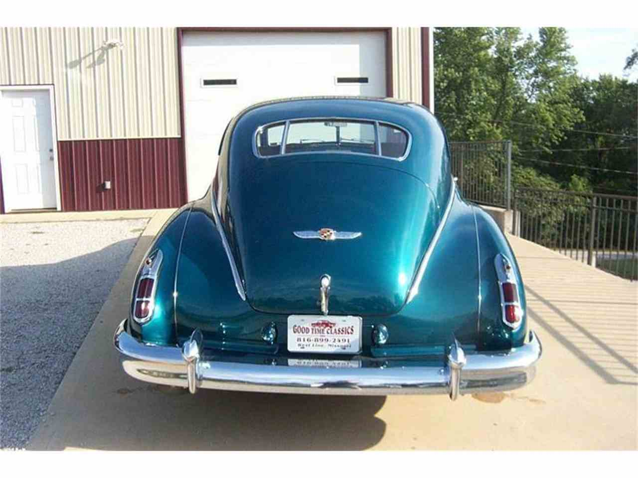 1947 Cadillac Series 62 For Sale Classiccars Cc 720866 - Www