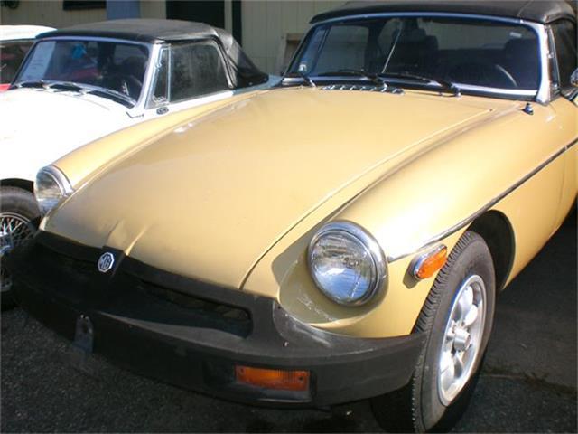 1975 MG MGB | 720869