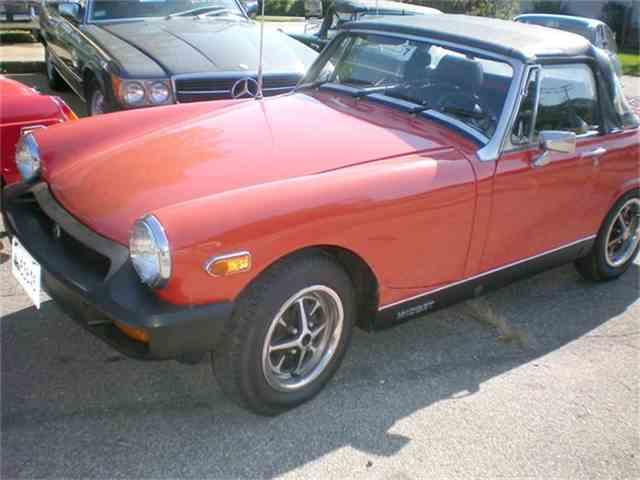 1978 MG Midget | 720879