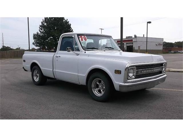 1970 Chevrolet C/K 10 | 720901