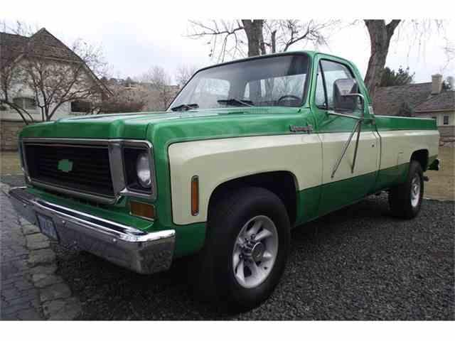 1973 Chevrolet C/K 20 | 720926