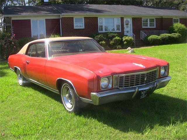 1972 Chevrolet Monte Carlo | 729367