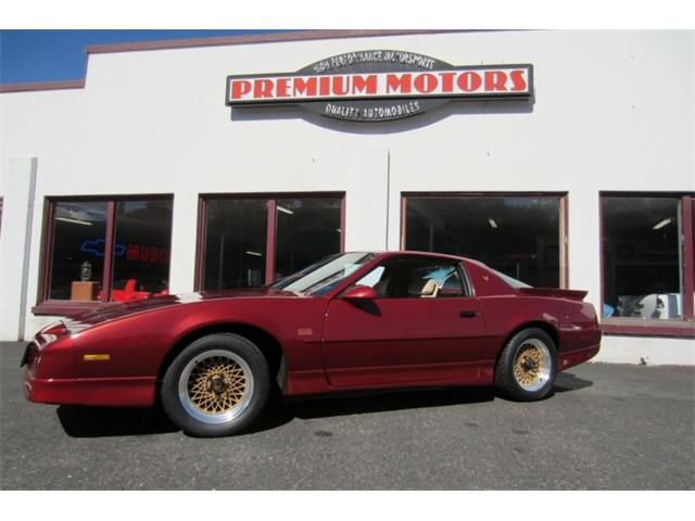 1987 Pontiac Firebird Trans Am | 720937