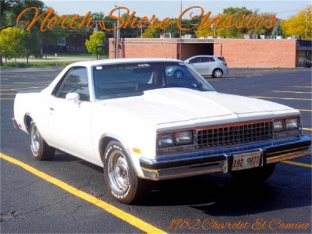 1982 Chevrolet El Camino | 729562