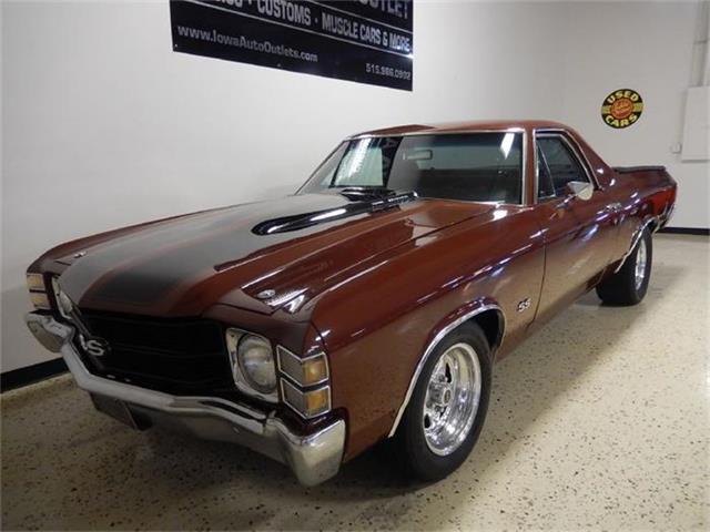 1971 Chevrolet El Camino SS | 729587