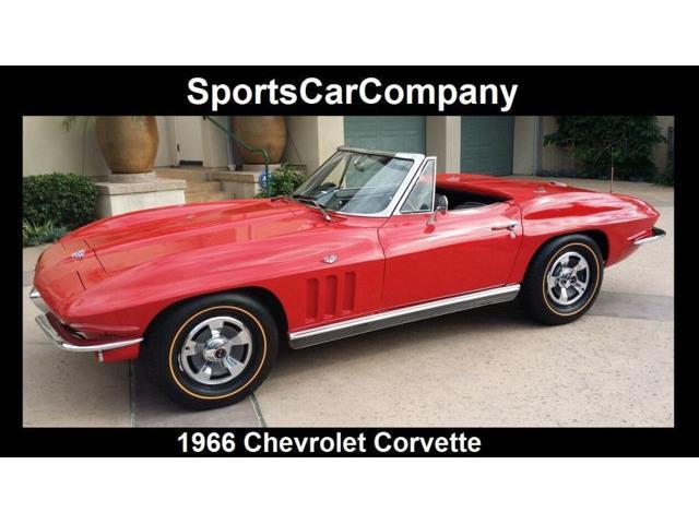 1966 Chevrolet Corvette | 729597