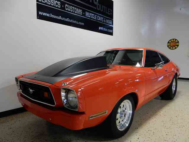 1976 to 1978 ford mustang for sale on 2 available. Black Bedroom Furniture Sets. Home Design Ideas