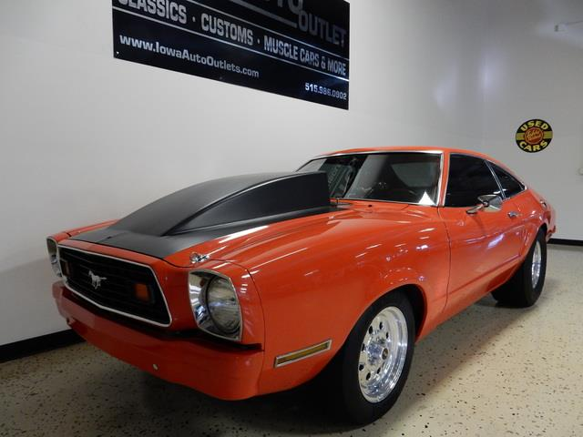 1977 Ford Mustang | 729604