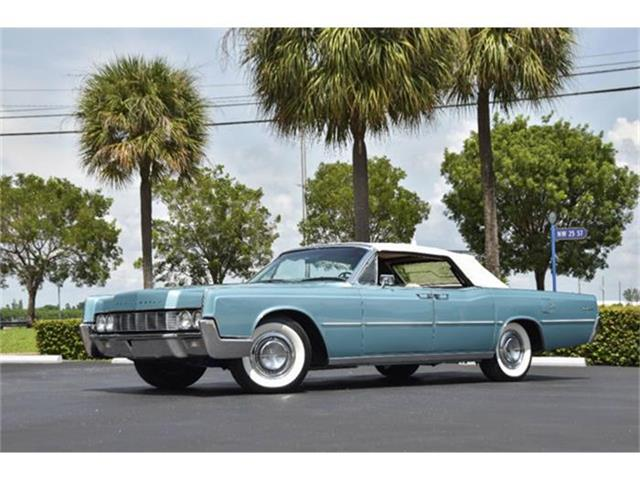 1967 Lincoln Continental For Sale on ClassicCars.com - 9 ...
