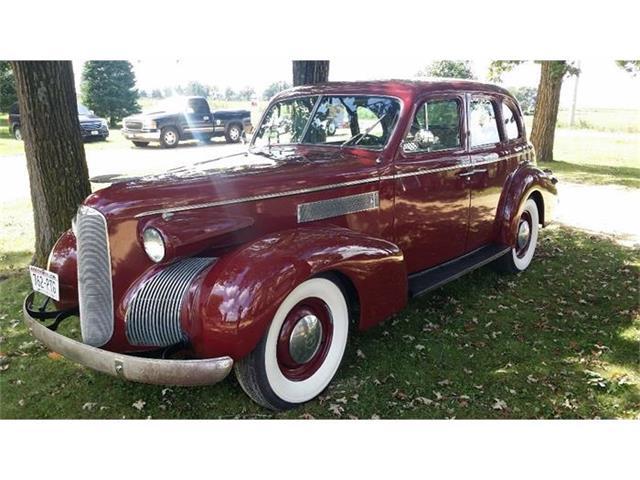1939 Cadillac LaSalle | 729651
