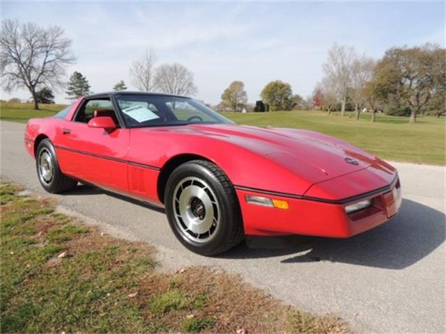 1984 Chevrolet Corvette | 729660