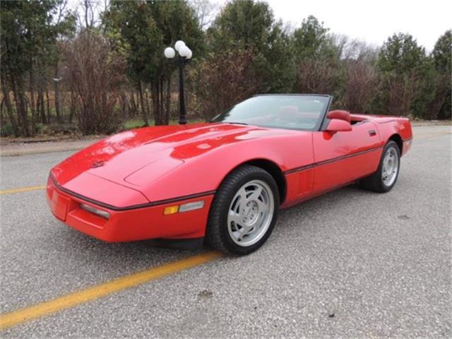1990 Chevrolet Corvette | 729663