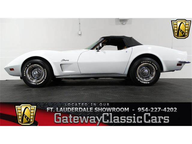 1973 Chevrolet Corvette | 729683