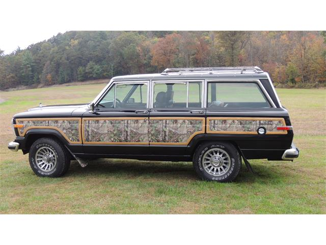 1989 Jeep Grand Wagoneer | 729713