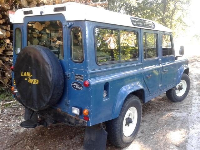 1987 Land Rover Defender | 729717