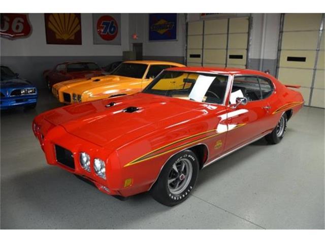 1970 Pontiac GTO | 729827