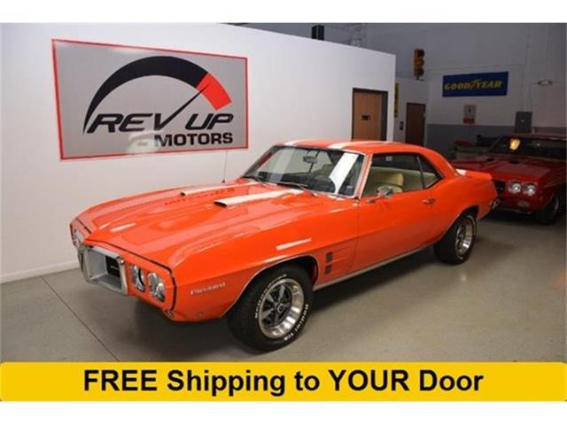 1969 Pontiac Firebird | 729831