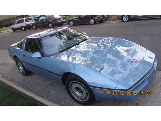 1984 Chevrolet Corvette | 729833