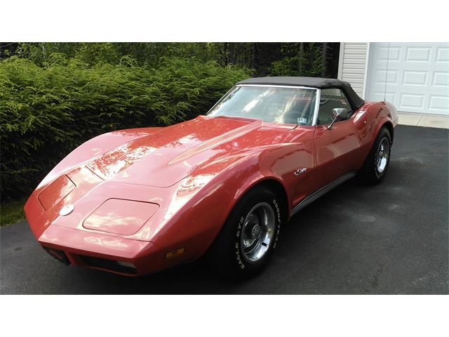 1974 Chevrolet Corvette Stingray | 729852