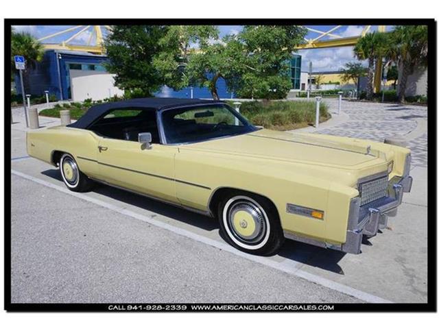 1975 Cadillac Eldorado | 729946