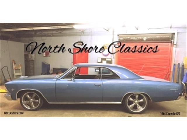 1966 Chevrolet Chevelle | 731004