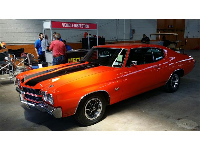 1970 Chevrolet Chevelle SS | 731039
