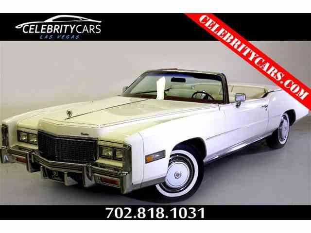 1976 Cadillac Fleetwood Eldorado Bicentennial | 731040