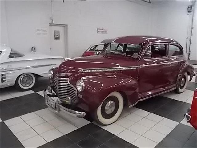 1941 Chevrolet Deluxe | 731046