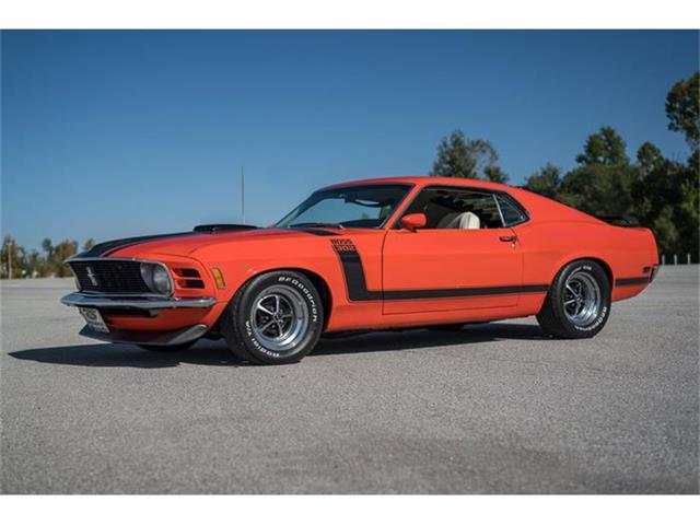 1970 Ford Mustang Boss | 731063