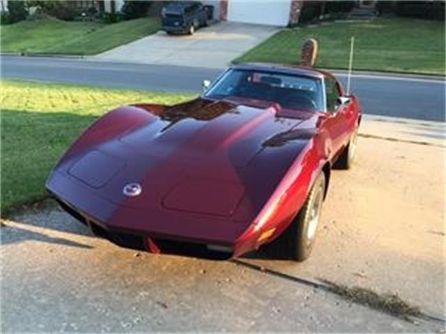 1974 Chevrolet Corvette | 731322