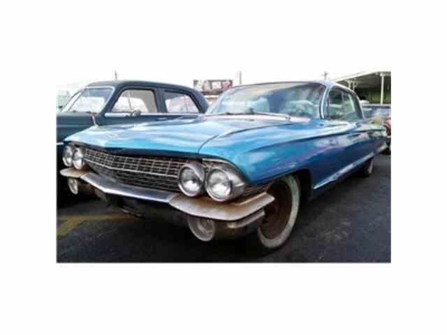 1961 Cadillac Sedan | 731356