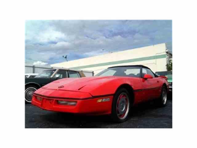 1984 Chevrolet Corvette | 731357