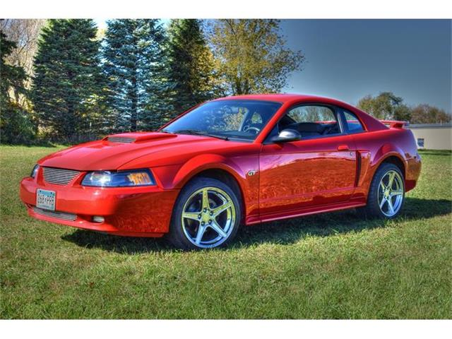 2002 Ford Mustang | 731367