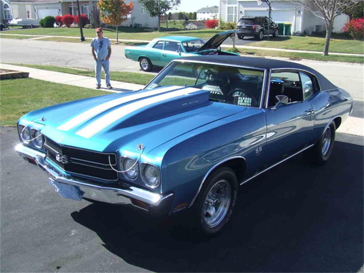 1970 Chevrolet Chevelle for Sale - CC-731369