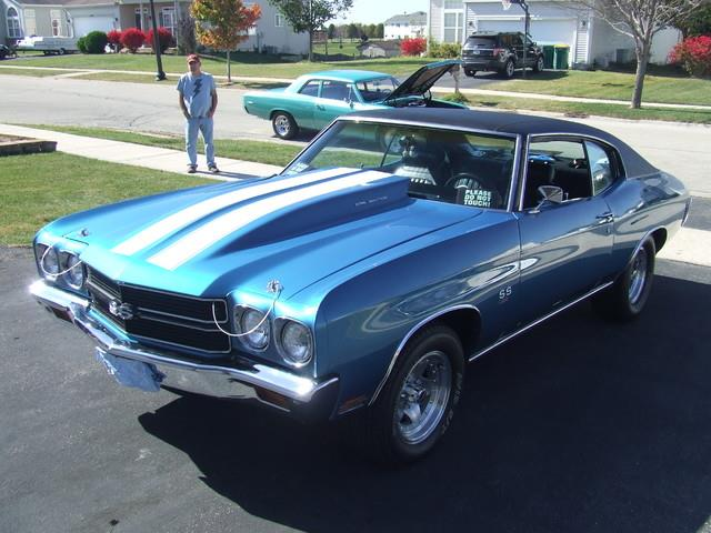 1970 Chevrolet Chevelle | 731369