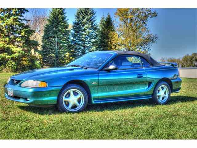 1998 Ford Mustang | 731370