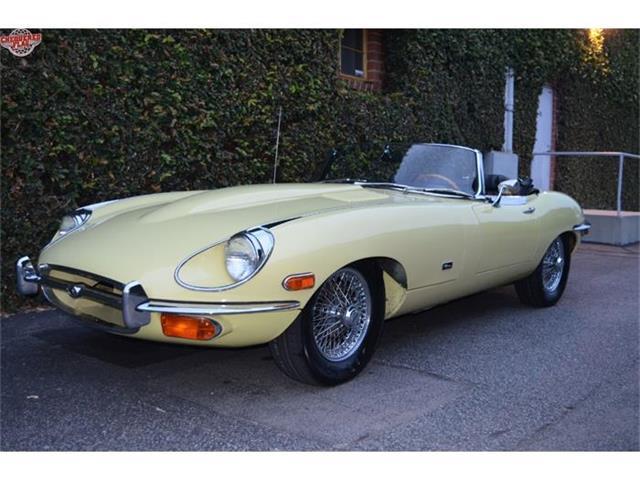 1971 Jaguar E-Type | 731488