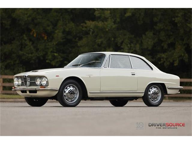 1965 Alfa Romeo 2600 | 731495
