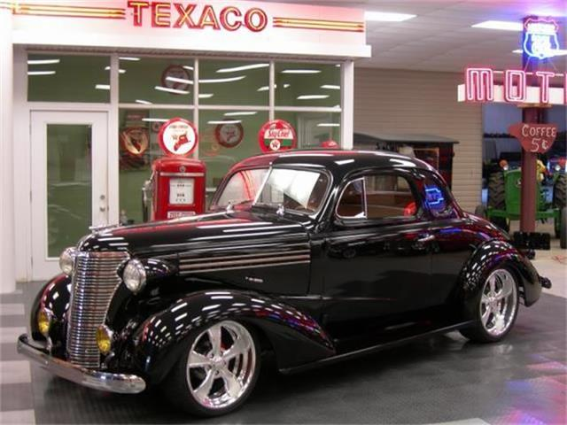 1938 Chevrolet Coupe | 731503