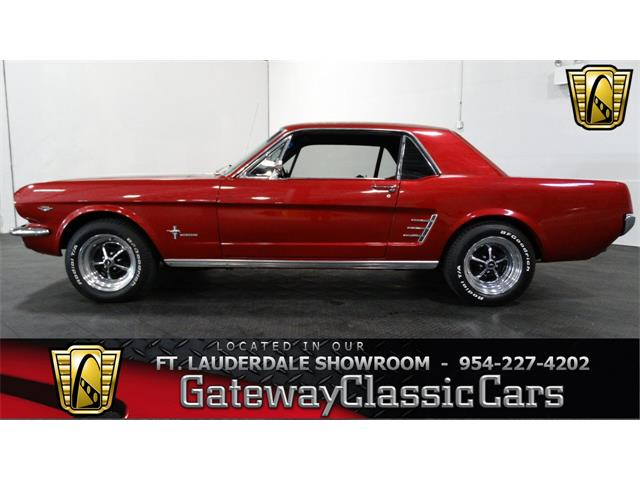 1966 Ford Mustang | 731529