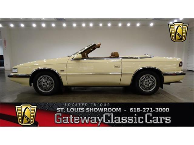 1989 Chrysler TC by Maserati | 731542